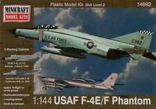 NEW Minicraft 1/144 F-4E Phantom ADC/RAF 14692