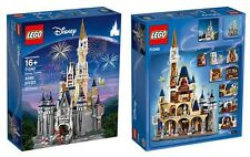 Lego Disney Castle 71040 Cinderella's DisneyWorld Sold out!!!