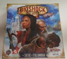 BioShock Infinite : The Siege of Columbia BOARD GAME NEW FREE SHIPPING