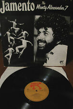 MONTY ALEXANDER Jamento- LP- Pablo- West Germany 1978