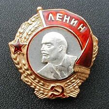 USSR Soviet Union Russian Collection Order of Lenin 1936-43