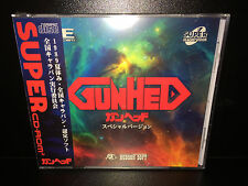 Gunhead SPECIAL-PC Engine/Turbo Duo/Turbografx * NEW & SEALED *