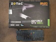 Zotac GeForce GTX 980 Ti Amp Extreme - Mint, Barely Used