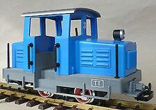 LGB 92090 blue Diesel shunter Loco  NEW  L. G. B. G scale gauge  IIm
