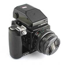 Bronica ETR-S i645mm SLR Film Camera with Zenzanon-PE 75 mm lens Kit