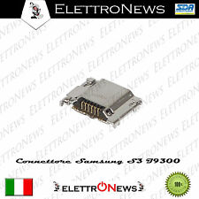 Connettore di ricarica Samsung S3 I9300 Galaxy Plug in i8580 Core Advance N5100