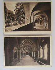 Postkarten Lot 2 alte Ansichtskarten HILDESHEIM Niedersachsen ~1920 ungelaufen