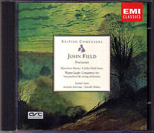 John Field notturni Walter Leigh Harpsichord Concertino Harty Ireland CD Andi
