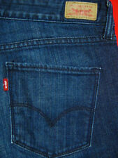 WOMENS LEVIS JEANS 553 SIZE 6 M MID RISE BOOTCUT