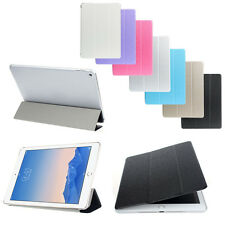 Ultra Slim Funda Smart Stand Fold Cuero Cubierta Protectora Para iPad Air 2