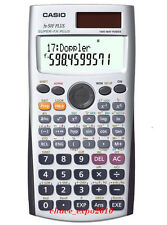 Brand New Casio Scientific Calculator FX-50F PLUS(FX-50FH) ORIGINAL PACKING J01