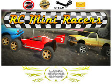 RC Mini Racers PC & Mac Digital STEAM KEY - Region Free