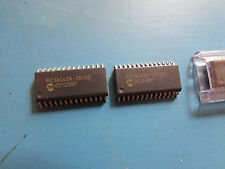 PIC16C63A-20/SO Microchip Tech MCU 8-bit PIC16 RISC 7KB EPROM 5V 28-Pin SOIC 5pc