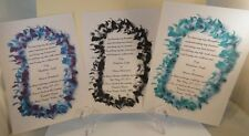 50 HAWAIIAN LEIS BEACH INVITATIONS MANY DESIGNS CUSTOMIZED PERSONALIZED FOR YOU
