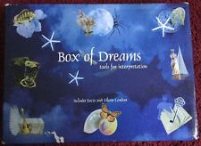 Box of Dreams - Tools For Interpretation Cards Book Complete Dream Meanings
