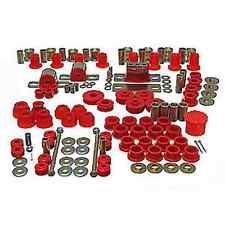 Prothane 63-82 Chevrolet C2 C3 Corvette Complete Suspension Bushing Kit Red