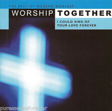 V/A - Worship Together: I Could Sing Of Your Love (EU Time Life Double CD Album)