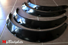 NISSAN 180SX/S13 WHEELS ARCH FENDER GUARDS WILD FLARE FRONT AND REAR SET