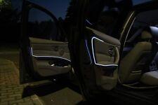 BMW E90 E91  EL Ambiente Lichtleisten Ambientebeleuchtung Weiß LED