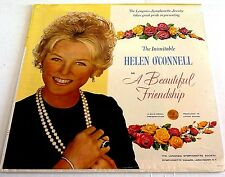 "Sealed HELEN O'CONNELL LP - "" A BEAUTIFUL FRIENDSHIP "" - LONGINES LS 201, 1970"