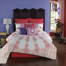 6-Pc Anthology Melody Twin/XL Comforter Set Girl's/Teen's Bedding