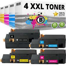 4 XXL Toner Patrone kompatibel für Epson Aculaser C1700 C1750N CX17NF CX17WF Set