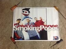 Oop rare Cd Lp Poster 24x18aprx Music The Smoking Popes nice band music