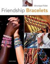 How to Make Friendship Bracelets-ExLibrary