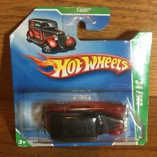 Hot Wheels '34 Ford Treasure Hunts '08 T-Hunt 06/12 048 of 166 Error Package