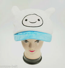 Adventure Time with Finn and Jake New Plush Adult Winter Hat Cap Beanie Costume