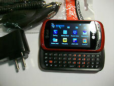 GOOD! LG Xpression C395 Touch Camera QWERTY Bluetooth GSM Slider AT&T Cell Phone