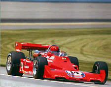 A.J. FOYT 1977 INDIANAPOLIS INDY 500 WINNER 8x10 PHOTO