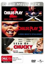 Seed of Chucky / Child's Play 2 / Child's Play 3 DVD R4