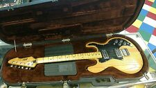 VINTAGE PEAVEY T-60 ELECTRIC GUITAR WITH HARD SHELL CASE PLAYS & SOUNDS GREAT