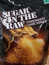 Sugar In The Raw - Turbinado Cane Sugar - 6 Pound Bag - New & Fresh!