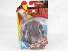 Marvel Animated Crimson Dynamo Iron Man Armored Adventures Figura Mosc Nuevo