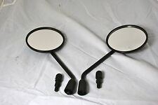 HONDA XL125V VARADERO MIRRORS OEM STYLE NOT A CHEAP REPRODUCTION E MARKED