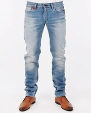 Neu - Replay Lenrick - W40 L34 - Light Blue Denim - Regular Jeans - Waitom 40/34
