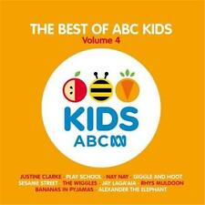 BEST OF ABC FOR KIDS VOLUME 4 VARIOUS ARTISTS CD NEW