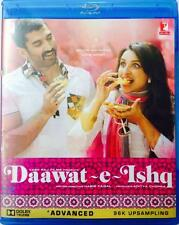 DAAWAT-E-ISHQ (ADITYA ROY KAPOOR, PARINEETI CHOPRA) - BOLLYWOOD 2 DISC BLU-RAY