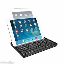 KENSINGTON Bluetooth Tastiera SLIM COVER SUPPORTO PER IPAD AIR 1 VERSIONE UK Nero