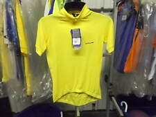 New Yellow Canari Alta Pro Cycling Jersey..Men's Small