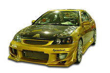 2001-2003 Honda Civic 2 / 4DR Duraflex Bomber Front Bumper-1 Piece Body Kit