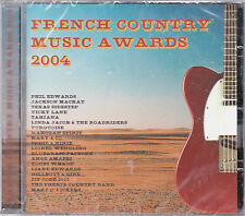 CD 19T FRENCH COUNTRY MUSIC AWARDS 2004 DG DIFFUSION NEUF SCELLE