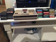 Intellivision II Lot of Console and 25 Games