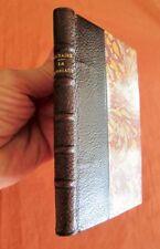 VOLTAIRE. LA HENRIADE. Roux-Dufort et Froment, Classiques en miniature, 1824