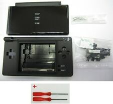 Replacement Black Housing Shell kit for DS Lite, NDSL DSL Casing Repair Part