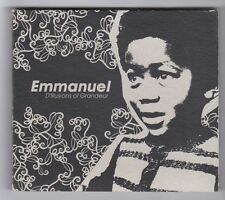 (GZ332) Emmanuel, D'Illusions of Grandeur - 2005 DJ CD