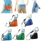 Hiking Travelling Running Sports Utility Bum Bag Belt Waist Pouch Wallet Bumbag