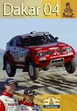 Dakar 04 - Paris Dakar Rally 2004 Review (New DVD) Colin McRae Peterhansel